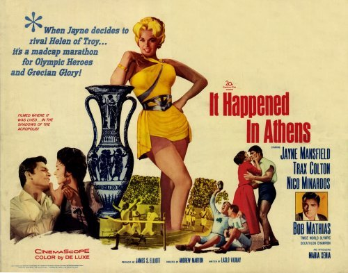 Image result for It Happened in Athens images